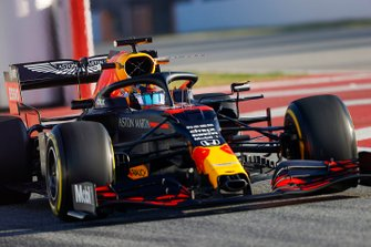 Александр Элбон, Red Bull Racing RB16