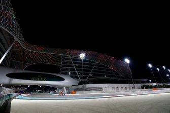 Pista di Yas Marina, GP di Abu Dhabi