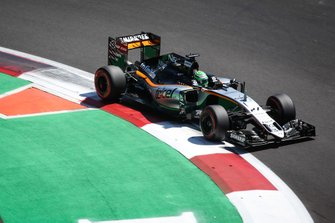 Nico Hulkenberg, Force India VJM09