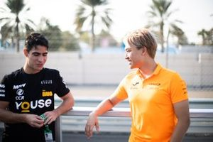 Sergio Sette Camara, Dams and Marino Sato, Campos Racing