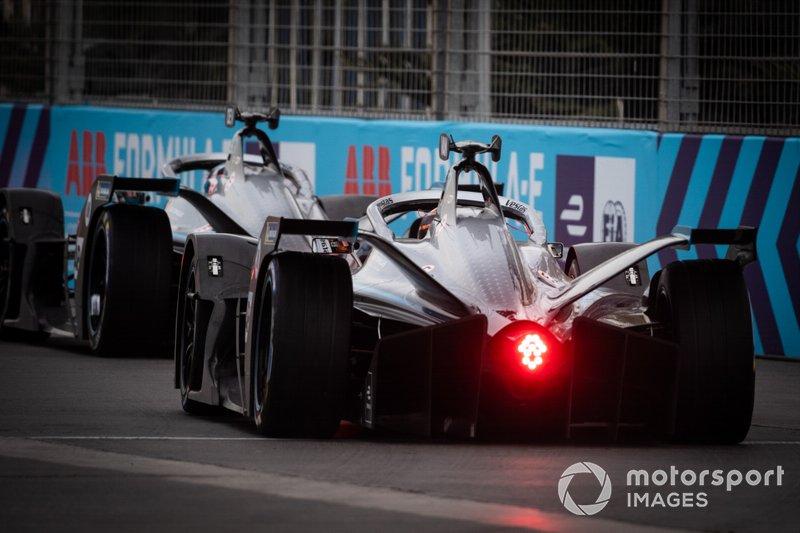Nyck De Vries, Mercedes Benz EQ, EQ Silver Arrow 01 Stoffel Vandoorne, Mercedes Benz EQ, EQ Silver Arrow 01