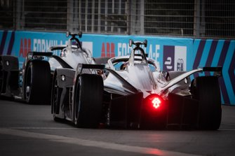 Nyck De Vries, Mercedes Benz EQ, EQ Silver Arrow 01 Stoffel Vandoorne, Mercedes Benz EQ, EQ Silver Arrow 01