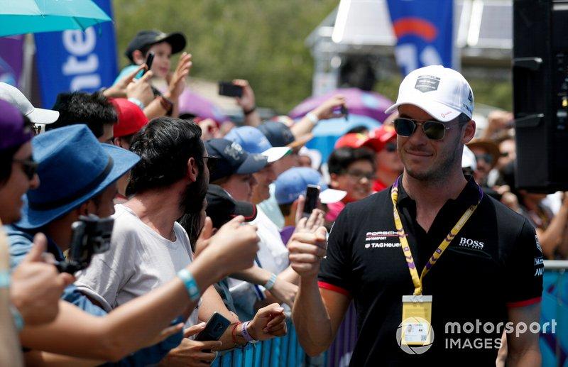 Andre Lotterer, Porsche incontra i fan
