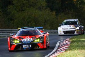 #930 KTM X-Bow GT4: Georg Griesemann, Florian Bodin