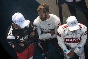 Andre Lotterer, Porsche, Sam Bird, Virgin Racing, Edoardo Mortara, Venturi