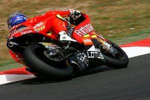 Jorge Lorenzo, Fortuna Aprilia