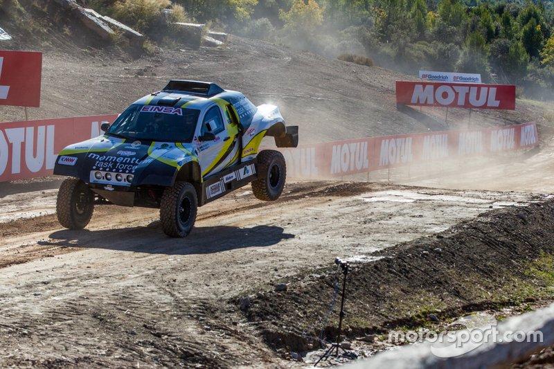 Manuel Plaza, Mónica Plaza, Sodicars Racing