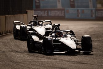 Stoffel Vandoorne, Mercedes Benz EQ, EQ Silver Arrow 01, Nyck De Vries, Mercedes Benz EQ, EQ Silver Arrow 01