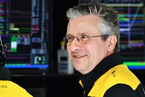 Pat Fry, Renault F1 Team