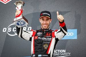 Podium: Esteban Guerrieri, ALL-INKL.COM Münnich Motorsport Honda Civic Type R TCR