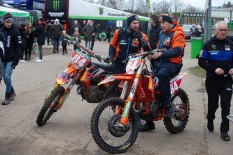 Jeffrey Herlings, Red Bull KTM Factory Racing con el equipo