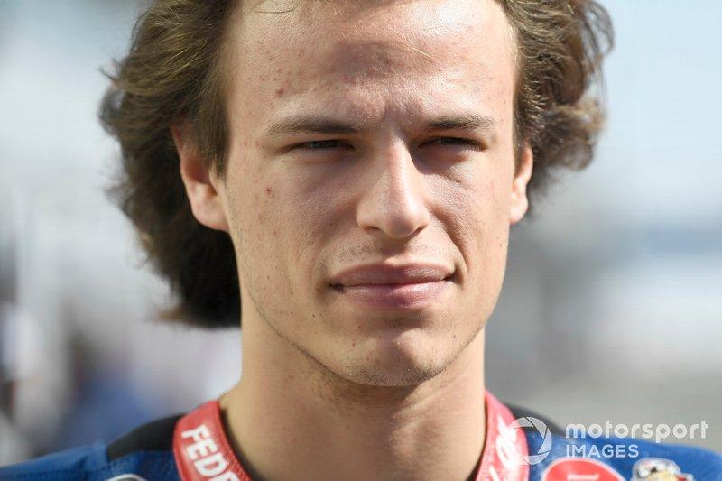 Nicola Bulega, Federal Oil Gresini Moto2