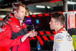 Kelvin van der Linde, Rookie Test Driver per Audi Sport ABT Schaeffler