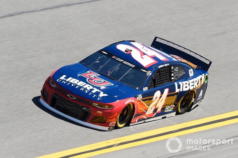 9. William Byron (Hendrick-Chevrolet): 2007 Punkte