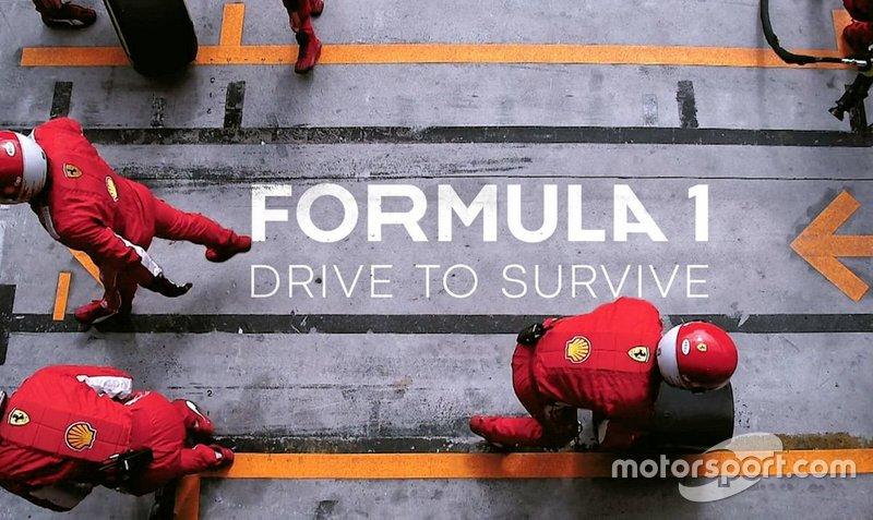 Fórmula 1: Dirigir para Viver (Formula 1: Drive to Survive, 2018 - presente)