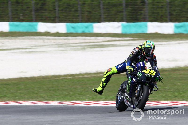Valentino Valentino Rossi, Yamaha Factory Racing