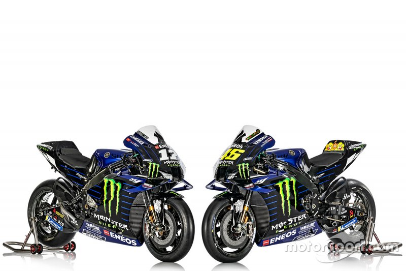 Monster Yamaha: completado