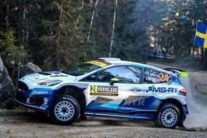 Рис Йейтс и Джеймс Морган, M-Sport Ford WRT, Ford Fiesta R5 MkII