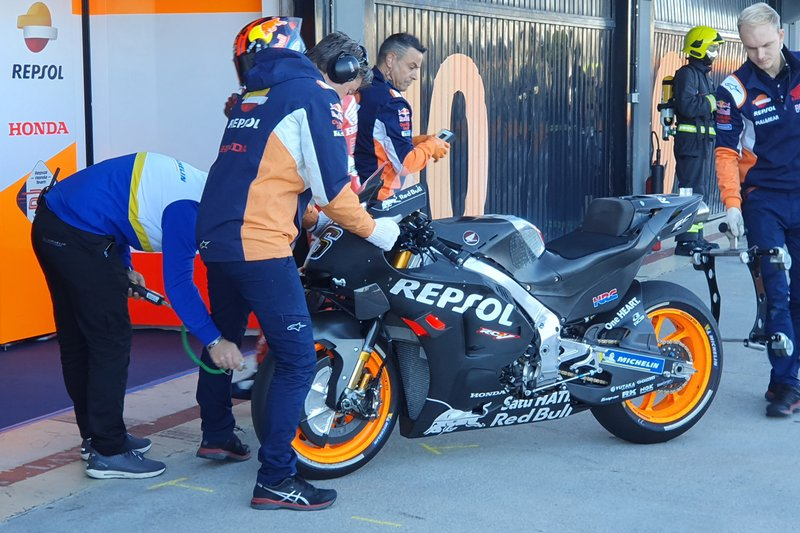 Штефан Брадль, Repsol Honda Team