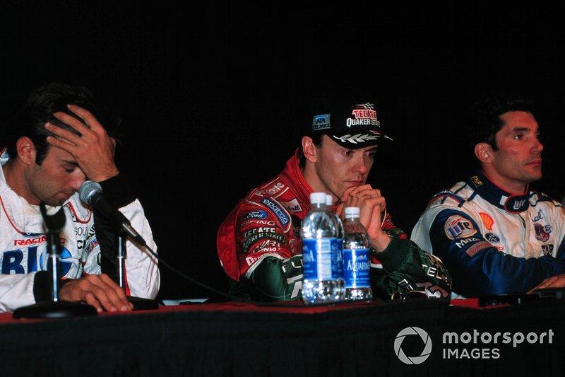 Conferencia de prensa: Christian Fittipaldi, Adrián Fernández, Max Papis