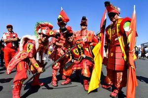 Ferrari Samurais