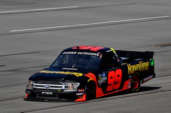 Ben Rhodes, ThorSport Racing, Ford F-150 Havoline/ Dish Fish