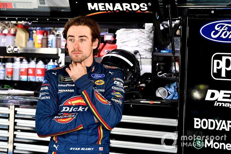 Ryan Blaney, Team Penske, Ford Mustang Menards/Dickies