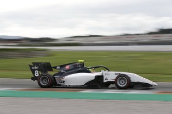 Joao Vieira, Sauber Junior Team by Charouz
