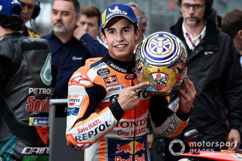 Pole GP de Japón - Marc Márquez, Repsol Honda Team