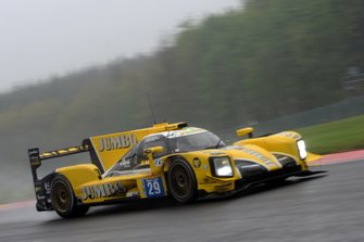 Фриц ван Эрд, Гидо ван дер Гарде, Ник де Врис, Racing Team Nederland, Dallara P217 (№29)