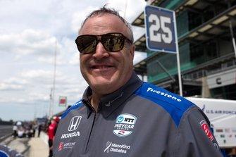 Conor Daly, Andretti Autosport Honda, Dave Poppy Popielarz