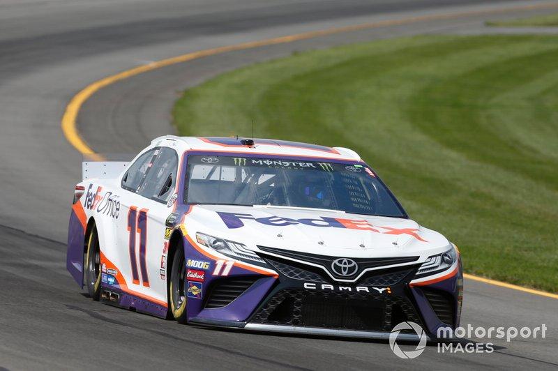 6. Denny Hamlin, Joe Gibbs Racing, Toyota Camry