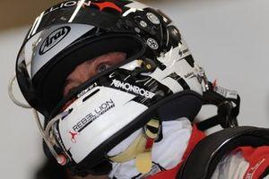 #1 Rebellion Racing Rebellion R-13 - Gibson: Andre Lotterer