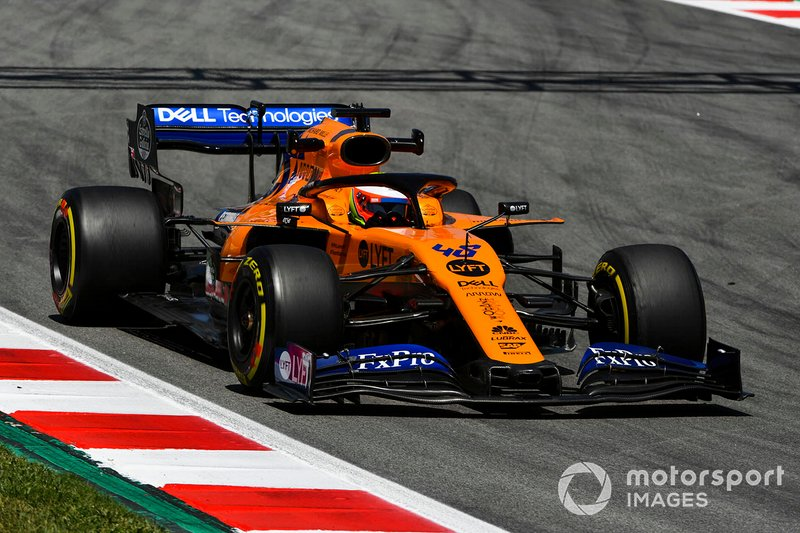 Oliver Turvey, piloto de pruebas, McLaren