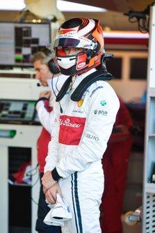 Callum Ilott, Alfa Romeo Racing