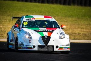 Dylan O'Keeffe, Ashley Seward Motorsport Alfa Romeo Giulietta
