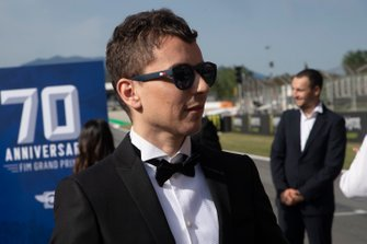 Jorge Lorenzo at the 70th anniversary of the MotoGP World Championship