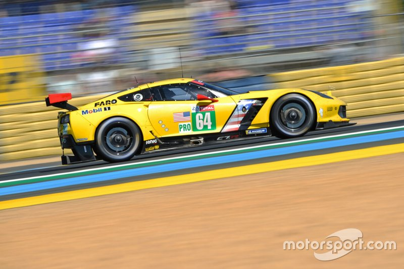 GTE-Pro: #64 Corvette Racing, Chevrolet Corvette C7.R