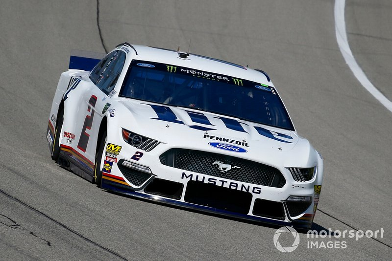 6. Brad Keselowski, Team Penske, Ford Mustang