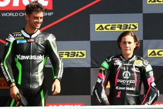 Marc Garcia, Ana Carrasco, Provec Racing