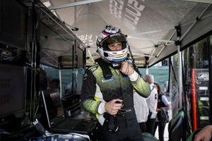 #14 AIM Vasser Sullivan Lexus RC F GT3, GTD: Richard Heistand