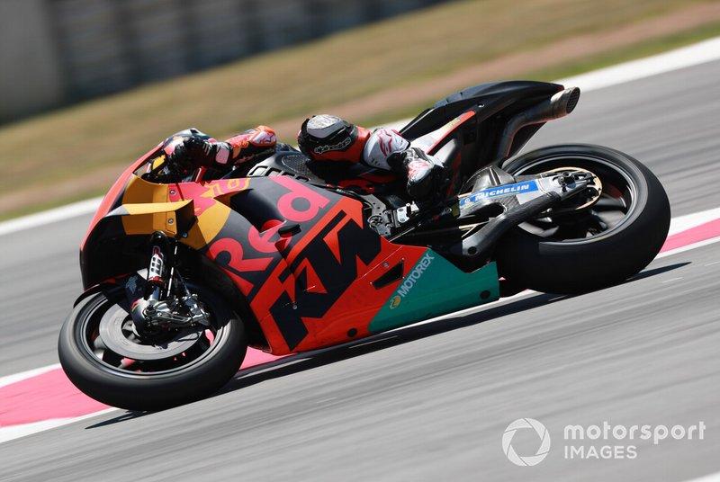 Daniel Pedrosa, Red Bull KTM Factory Racing