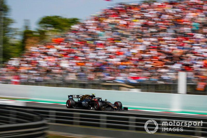 Kevin Magnussen, Haas F1 Team VF-19