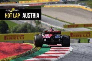 Cover Hot Lap Austria