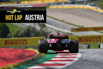 Cover Hot Lap Austria