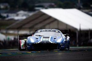 #89 Risi Competizione, Ferrari 488 GTE: Pipo Derani, Oliver Jarvis, Jules Gounon