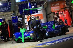 #47 Cetilar Villorba Corse Dallara P217 Gibson: Roberto Lacorte, Giorgio Sernagiotto, Andrea Belicchi