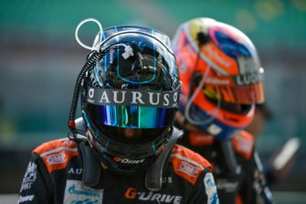 #26 G-Drive Racing Oreca 07 Gibson: Job Van Uitert, Roman Rusinov