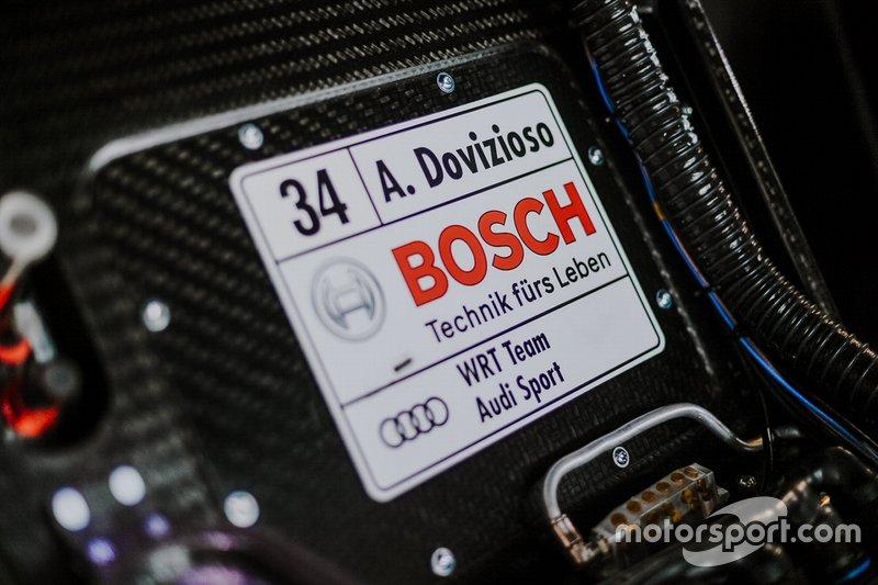 Andrea Dovizioso, Team WRT, Audi RS 5 DTM, dettaglio