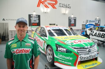 Dale Wood, Kelly Racing